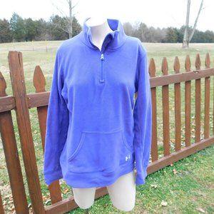 Under Armour Fleece 1/4 Zip Pullover Size Medium